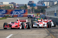 Dixon delivers Edmonton victory