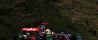 Hamilton grabs pole for Japanese GP