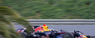 Formula 1 Vettel wrests testing speed crown from Buemi