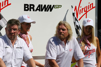 Brawn GP, Virgin announce partnership