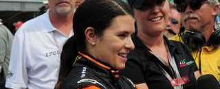 Ingram's Flat Spot On: Danica an IndyCar diva
