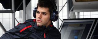 Alguersuari takes Toro Rosso ride