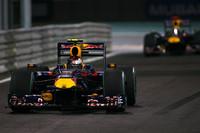Vettel leads Red Bull 1-2 in Abu Dhabi GP