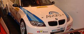 BTCC BTCC stars pack out Autosport Show