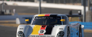 Grand-Am Unheralded team, Action Express, wins Daytona 24