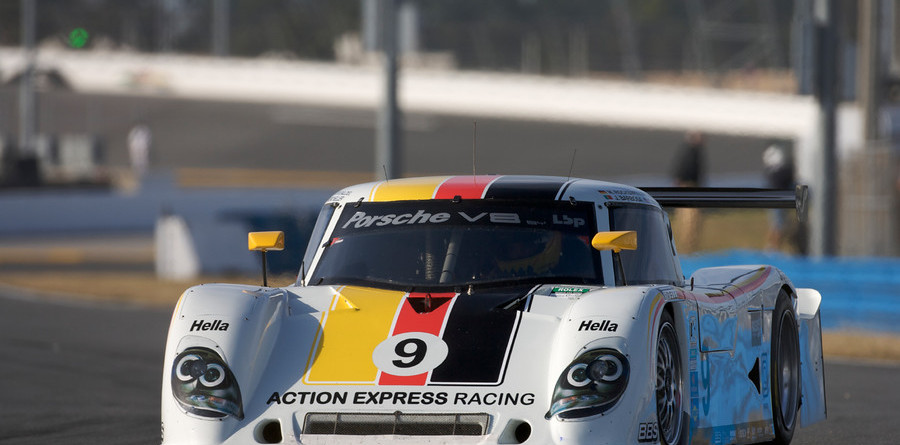 Unheralded team, Action Express, wins Daytona 24