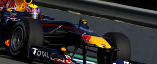 Webber sets the pace on dry Jerez track