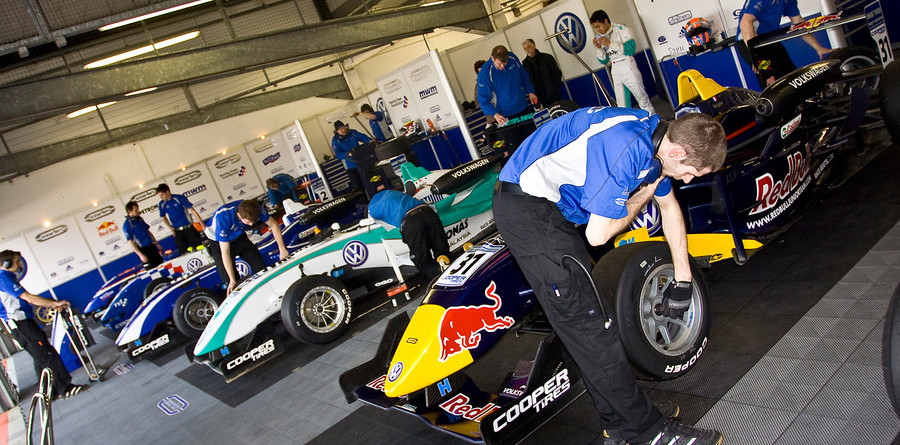 New season with changes opens at Oulton Park