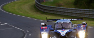Peugeot dominates Le Mans opening practice