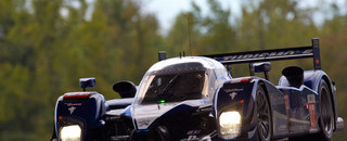 Davidson leads Peugeot assault on Petit pole