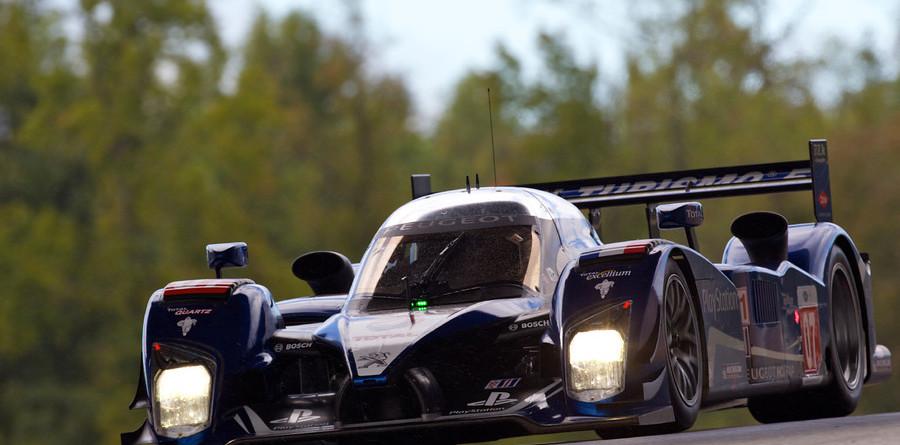 Davidson leads Peugeot assault on Petit pole