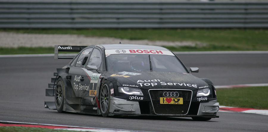 Scheider, Audi return to top with Adria victory