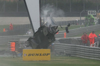 Premat undeterred after horrific DTM crash