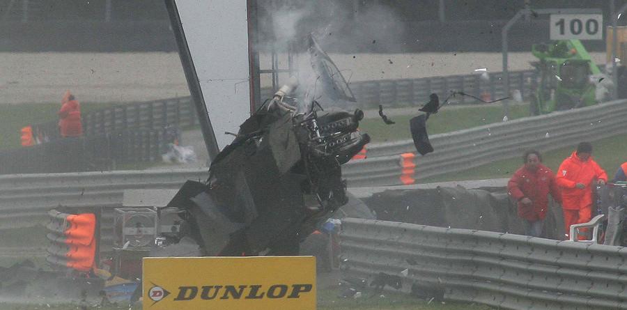 Premat undeterred after horrific DTM crash
