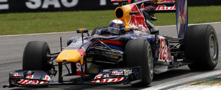 Formula 1 Vettel dominant in Brazilian GP Friday practices