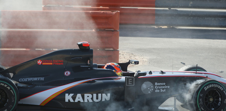 The ten most embarrassing 2010 Formula 1 moments