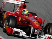 Massa fast in Barcelona's final February test days