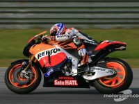 Honda lockouts rivals in Sepang Wednesday test