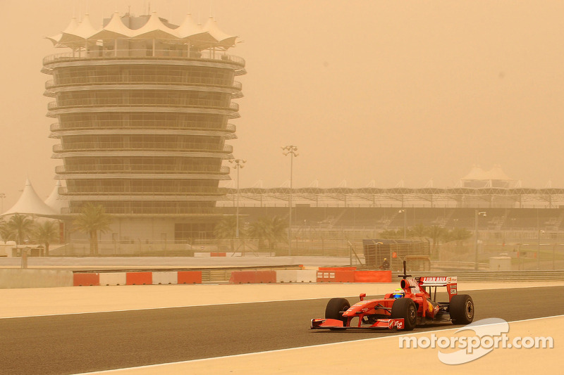 Bahrain, travellers, hoping for rescheduled race