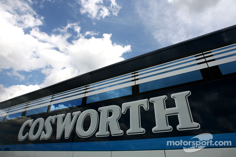 It is rocket science for Britain's future engineers at Cosworth