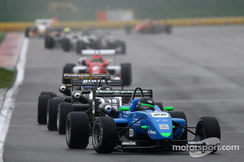 Ceccon and Ombra Racing together in Auto GP
