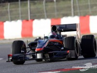 Liuzzi looks ahead with new F1 seat, manager