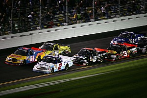 NASCAR Truck Elliott Sadler race report