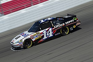 NASCAR Sprint Cup Tony Stewart race report