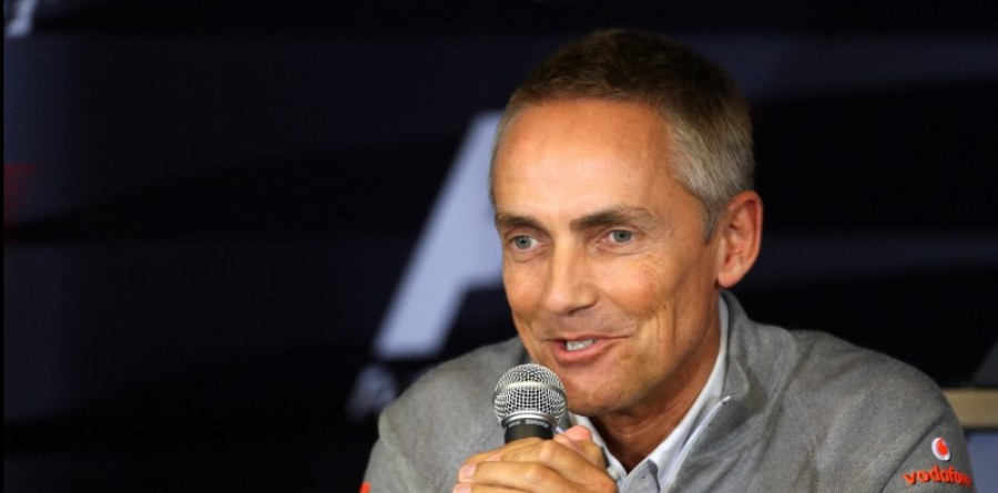 Whitmarsh on McLaren drivers relationship