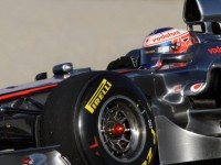 Jenson Button fastest in second practice session