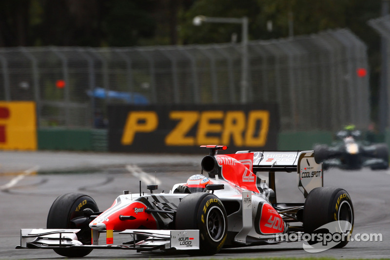 HRT hopes to qualify with new wing - Karthikeyan
