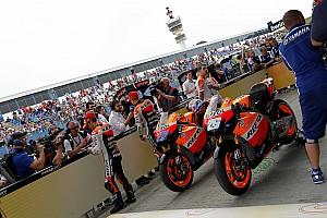 MotoGP Bridgestone Qualifying Report