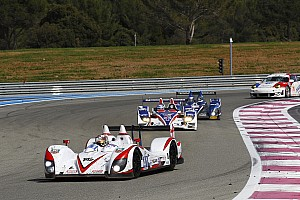 European Le Mans Zytek  race report