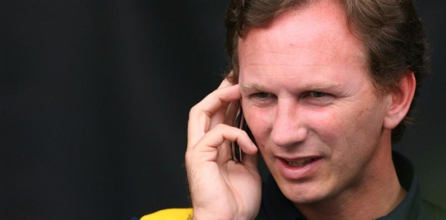 Vettel-Hamilton pairing 'difficult' for Red Bull - Horner