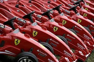 Ferrari  facts and figures