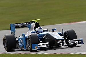 GP2 Ocean Racing Technology Test Summary