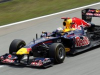 Red Bull Qualifying Report