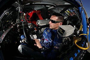 NASCAR Sprint Cup Andy Lally race report