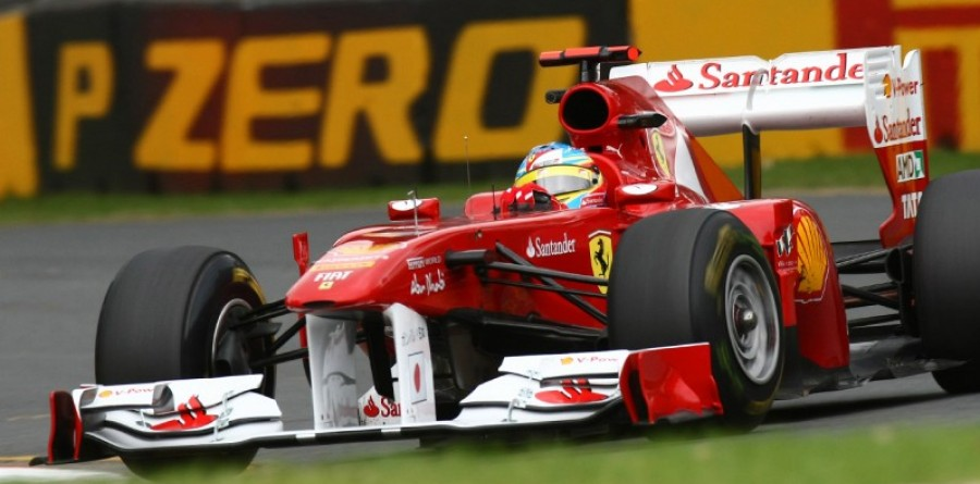 """Ferrari Preview - Alonso: """"The podium is our main target"""