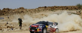 WRC Citroen Friday summary