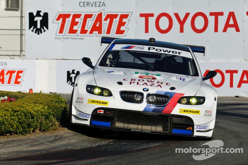 BMW Team RLL qualifying report