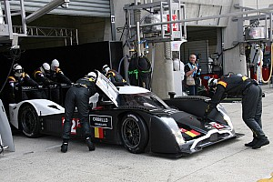 Le Mans Kronos Racing-Marc VDS Le Mans test report