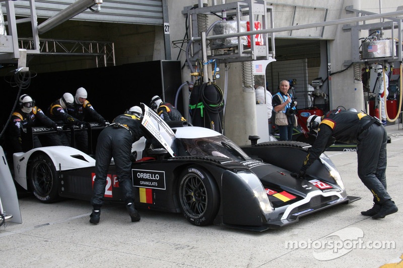 Kronos Racing-Marc VDS Le Mans test report