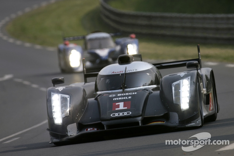 Rolex Le Mans Test Report