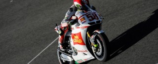 Simocelli fastest in Estoril on Friday