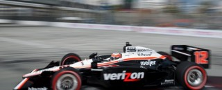 IndyCar Team Penske qualifying report