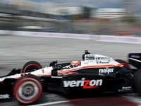 Team Penske qualifying report