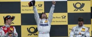 Spengler wins DTM opener in Hockenheim