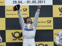 Spengler wins DTM opener in Hockenheim