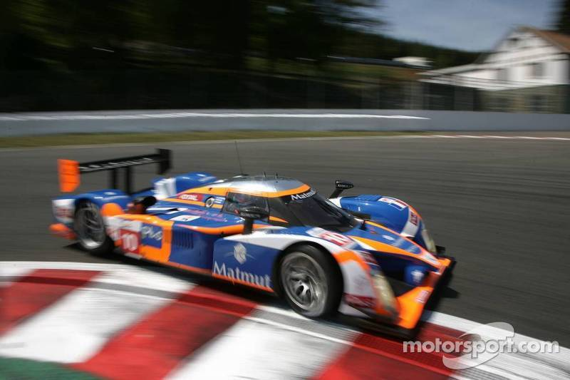 Team ORECA-Matmut Spa Race Report